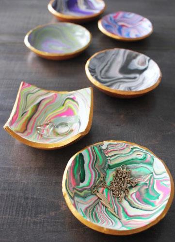 Глиняные чаши для ювелирных изделий