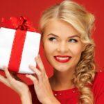 10 идей для подарка своей женщине