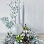 Рождественские композиции для праздничного декора