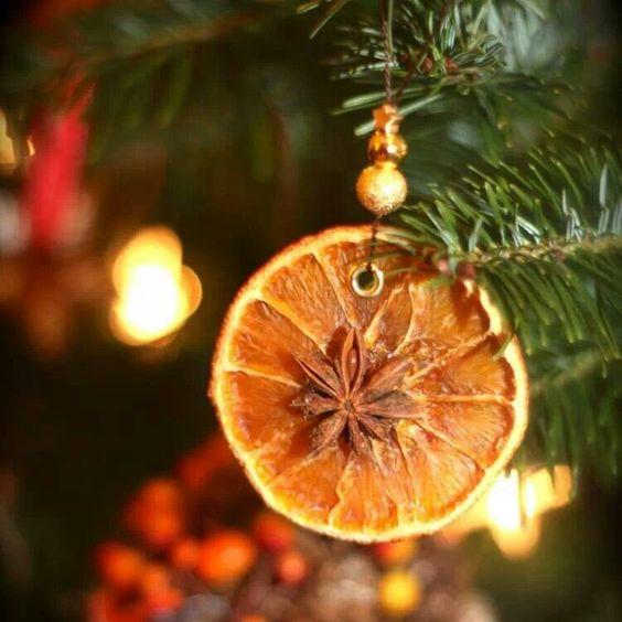 Ароматный декор для новогодних праздников