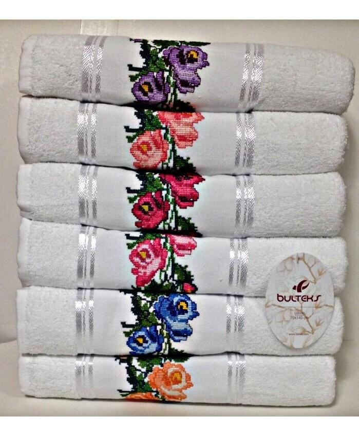 махровые полотенца из Турции