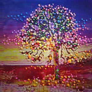 Энергия жизни в картинах Джулии Уоткинс